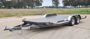 Delux Steel Floor Car Haulers