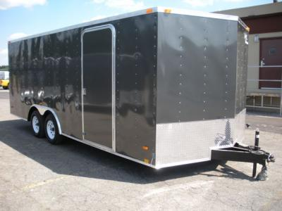 Look Element Flat Top Auto Hauler