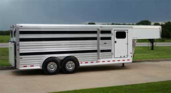 View Showstock Gooseneck Trailers