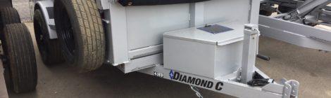 Diamond C 43ED-L 5x10 Economy 5K Dump
