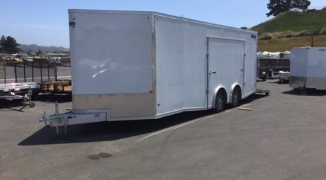 Mission Car Hauler 8.5' x 22' (8091)