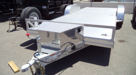 7x20 Sundowner  All Purpose Utility Trailer (7119)