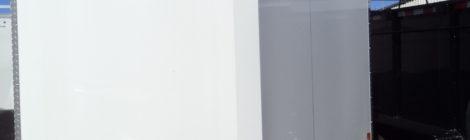 8.5 X 20' EZ HAULER, CAR HAULER TRAILER (9753)