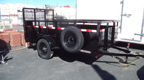 5 X 10' IRON PANTHER LANDSCAPE TRAILER (2950)