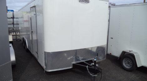 8.5 x 24 Cargo Express Enclosed Trailer EX(9814)
