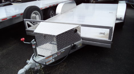 7x16 Sundowner All Purpose Utility Trailer(7744)