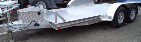 7X16 Sundowner All Purpose Utility Trailer(7743)