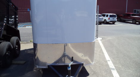 Look 5x10 ST Enclosed Trailer(1516)