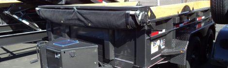 Diamond C 6x10 Dump Trailer(9426)